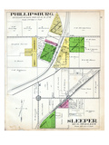 1912, Phillipsburg, Sleeper, Missouri, United States Giclee Print