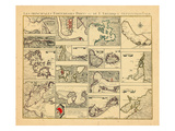 1740, West Indies Giclee Print