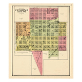 1907, Cushing, Oklahoma, United States Giclee Print