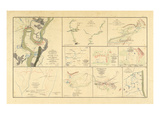1891, Arkansas, Tennessee, Civil War Giclee Print