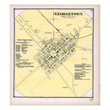 1868, Georgetown, Delaware, United States Giclee Print