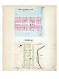 1903, Bellamy City, Zodiac, Missouri, United States Giclee Print