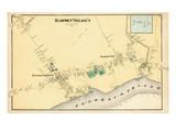 1875, Hampden, Maine, United States Giclee Print