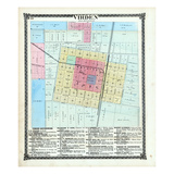 1875, Virden, Illinois, United States Giclee Print