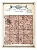 1925, Lincoln Township, Nebraska, United States Giclee Print