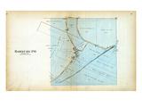 1905, Hamburg P.O., Missouri, United States Giclee Print