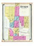 1910, Higbee, Missouri, United States Giclee Print