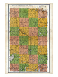 1914, Todd County, Minnesota, United States Giclee Print