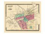 1868, Dayton, Ohio, United States Giclee Print