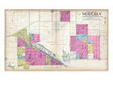 1910, Moberly - North, Missouri, United States Giclee Print