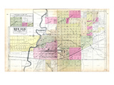 1907, Red Oak, Iowa, United States Giclee Print