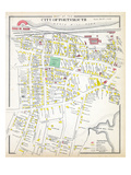 1892, Portsmouth 2, New Hampshire, United States Giclee Print