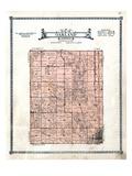 1922, Oakland Township, Nebraska, United States Giclee Print