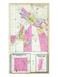 1910, Huntsville, Jacksonville, Darkville, Missouri, United States Giclee Print