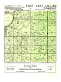 1958, East Lake Lillian Township, Minnesota, United States Giclee Print