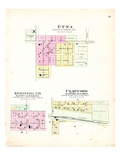 1898, Etna, Kilwinning P.O., Crawford, Missouri, United States Giclee Print
