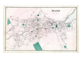 1875, Dexter, Maine, United States Giclee Print
