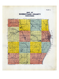 1902, Sheboygan County, Wisconsin, United States Giclee Print