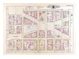 1903, Plate 23, District of Columbia, United States Giclee Print