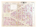 1903, Plate 21, Stanton Square, District of Columbia, United States Giclee Print