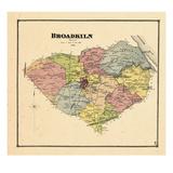 1868, Broadkiln, Delaware, United States Giclee Print