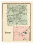 1875, Hermon, Maine, United States Giclee Print