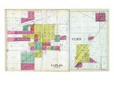 1918, La Plata, Elmer, Missouri, United States Giclee Print