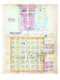 1903, Milo, Sheldon, Missouri, United States Giclee Print