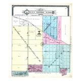 1913, Hannibal City - Section 19, Missouri, United States Giclee Print