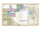 1914, Kearney, Randolph, Missouri, United States Giclee Print