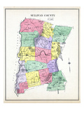 1892, Sullivan County, New Hampshire, United States Giclee Print