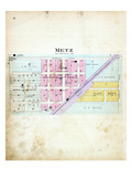 1903, Metz, Missouri, United States Giclee Print