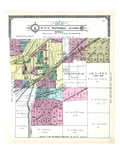 1913, Hannibal City - Section 32, Missouri, United States Giclee Print