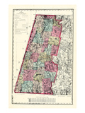 1871, Berkshire County, Massachusetts, United States Giclee Print