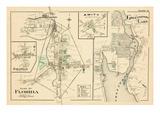 1903, Florida, Edenville, Amity, Greenwood Lake, New York, United States Giclee Print