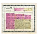 1910, Ree Heights, South Dakota, United States Giclee Print