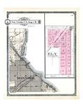 1913, Hannibal, Ely, Missouri, United States Giclee Print