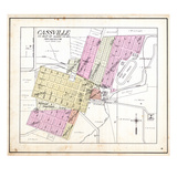 1909, Cassville, Missouri, United States Giclee Print