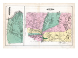 1879, Chelsea, Augusta, Maine, United States Giclee Print