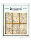 1919, Lincoln Township, Nebraska, United States Giclee Print
