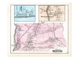 1879, Benton, Maine, United States Giclee Print