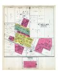 1918, Callao, Vienna, Missouri, United States Giclee Print