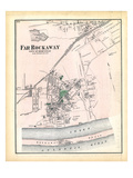 1873, Far Rockaway Town, New York, United States Giclee Print