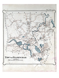 1895, Framingham, Massachusetts, United States Giclee Print