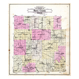 1909, Barry County, Missouri, United States Giclee Print