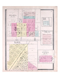 1897, Atlanta, Hart, La Porte, Elmer, Vienna, Missouri, United States Giclee Print