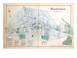 1879, Rockville, District of Columbia, United States Giclee Print