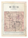 1929, Shelby Township, Minnesota, United States Giclee Print