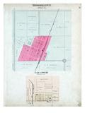 1904, Brookline, Galloway, Missouri, United States Giclee Print