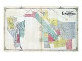 1873, Edwardsville, Mississippi River, Illinois, United States Giclee Print